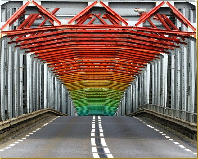 rainbow bridge netherlands