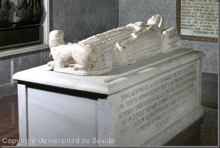 Tumba de don Lorenzo Suárez de Figueroa