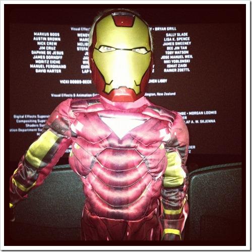 Isaac @ Avengers