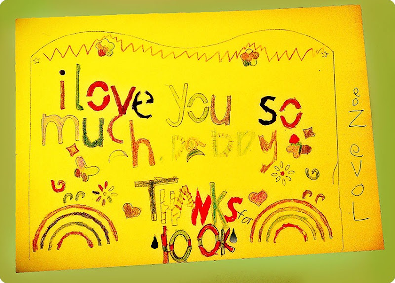 Love-note-for-Daddy