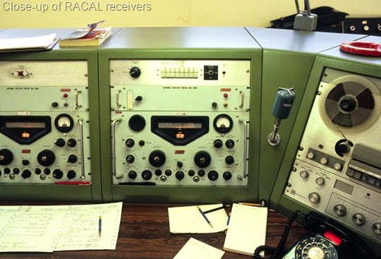 CBC Monitoring Station - Fallowfield Road Richmond - console 3