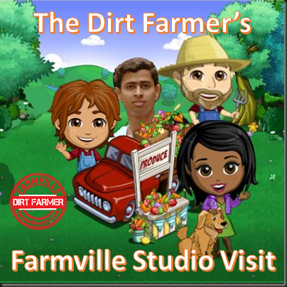 The Dirt Farmer's Farmville Studio Visit