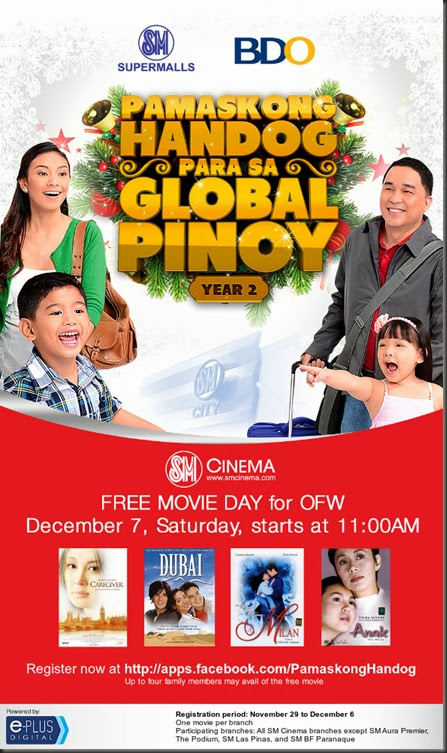 Poster_Free Movie Day for OFWs