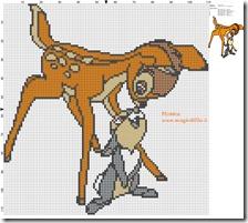 bambi 1000patrones blogspot (5)