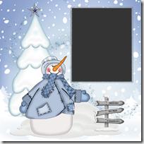 2011 - Navidad 015 - Postal