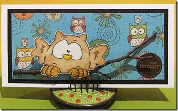 Hedgie's Owl