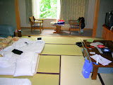 Our room at the Oirase Keiryu Grand Hotel