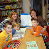 WBFJ Cici's Pizza Pledge-Amick's Adventure Academy-Mrs. Amick's Class-Advance-2-1-12