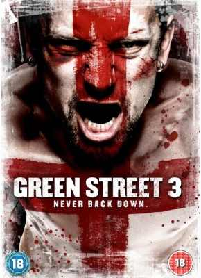 Green Street 3: Never Back Down (2013) Poster