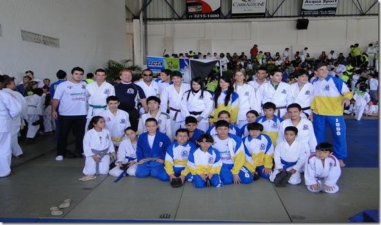 Equipe de Judô