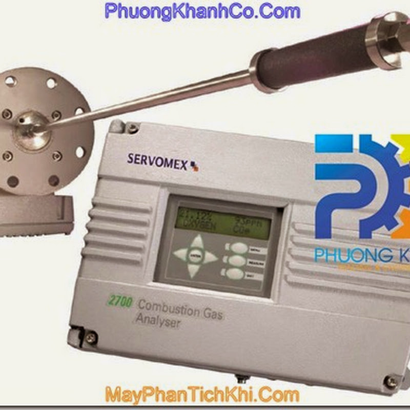 Servotough Fluegas 2700 | Combustion Gas Analyzer