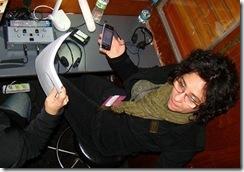 audiodescritora Márcia Cáspary