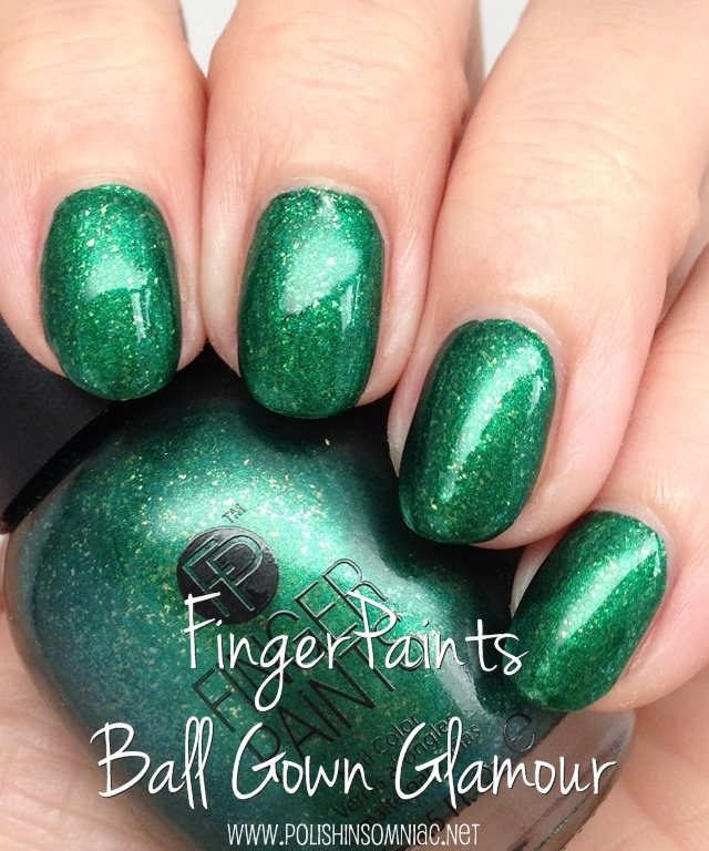 FingerPaints Ball Gown Glamour