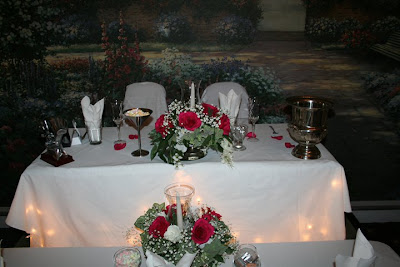 Wedding Reception Rental