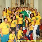 Missa de envio - Paróquia Santo Amaro de Ipitanga
