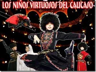 niños virtuosos del caucaso en auditorio nacional en mexico 2013