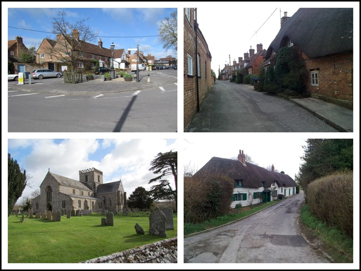 Bedwyn Village