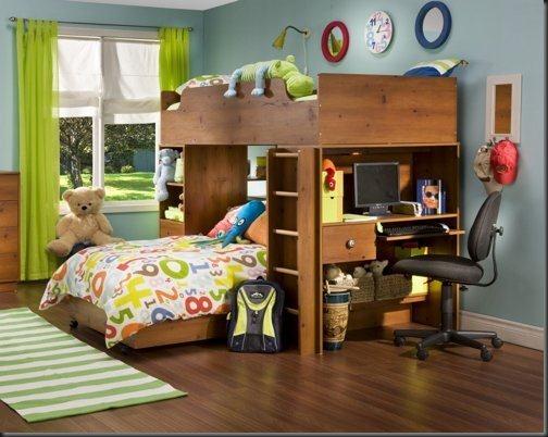 Dormitorios de niños y joves 2