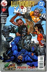 The Authority - Lobo 2