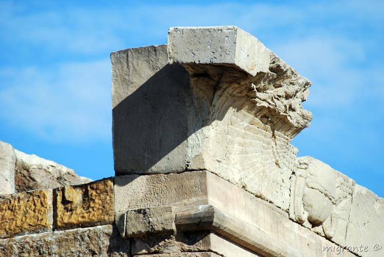 de remate - templo de debod - madrid