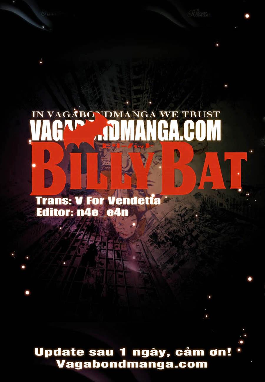 Billy Bat Chương 28: Bên trong con dơi