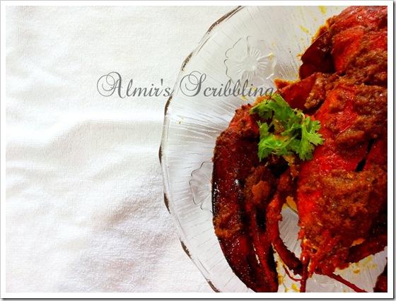 lobster chilli