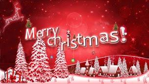 Merry Christmas blinkie