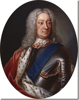 King George II (1683-1760)