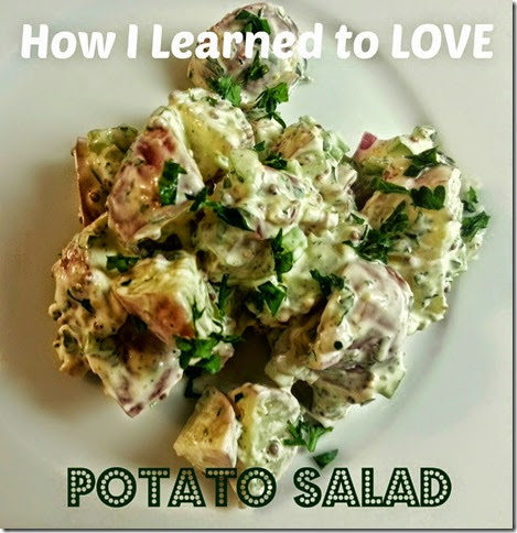 potato salad love