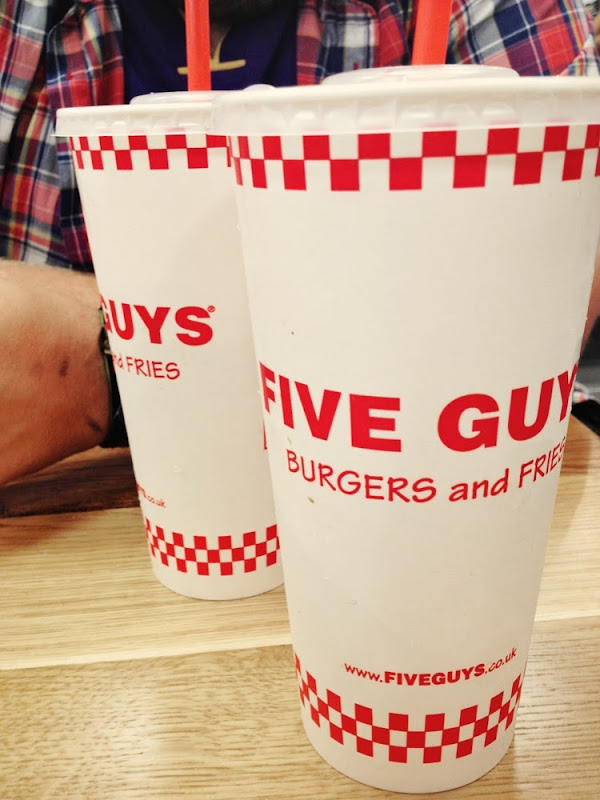 Five-Guys-Coca-Cola-Freestyle-Machine-London-UK-Review