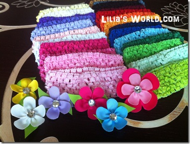 HEADBAND GROSGRAIN LOT copyright 2011