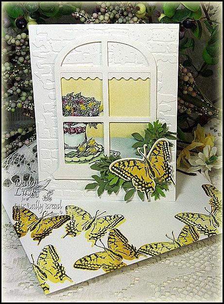 TLC359 Butterflies Everywhere Envie