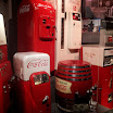 Coca-Cola machines at The World of Coca-Cola in Atlanta