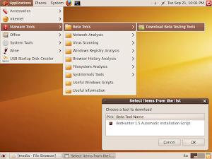 Ubuntu Malware Removal Toolkit