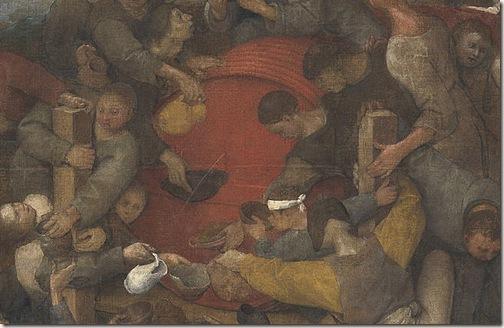 El vino de la fiesta de San Martín - Detalle