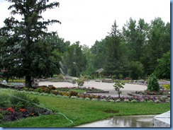2363 North Dakota USA & Manitoba Canada - International Peace Garden
