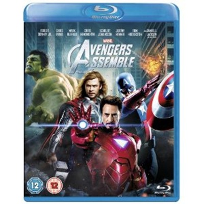 DVD - Avengers Assemble