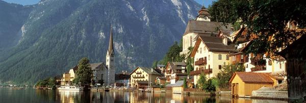 قرية هالستات في النمسا | HALLSTATT