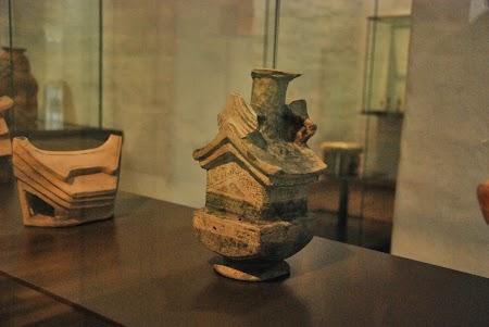 Muzee Ecuador: Cultura Chorrera dupa intalnirea cu civilizatia japoneza