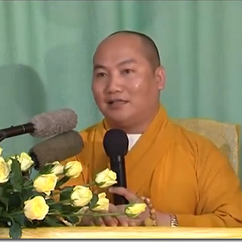 Giảng Sư Thích Phước Tiến thuyết pháp tại chùa Giác Lâm, PA–Ngày 22/11/2014, 2PM