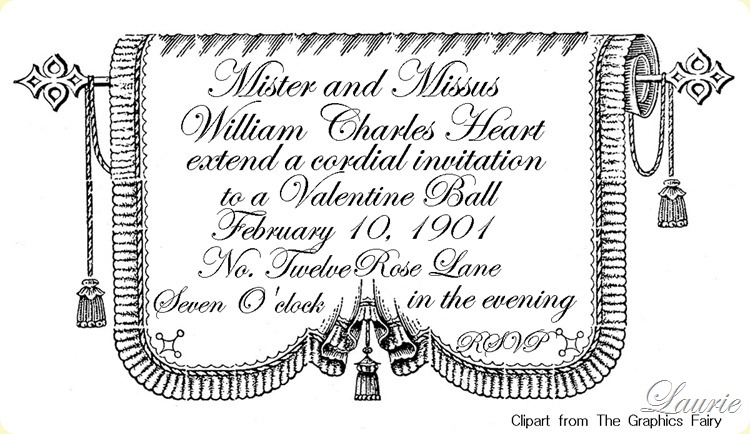 invitation to ball