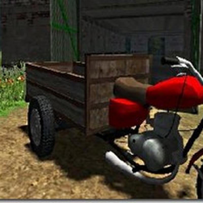 Farming simulator 2011 - Bonanza Motorbike V 1.0
