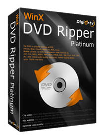 Giveaway of the Day - WinX DVD Ripper Platinum 7.0.0
