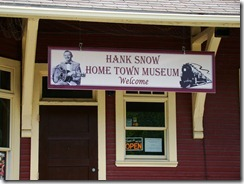 2012-06-25 DSC04930 Hank Snow Museum