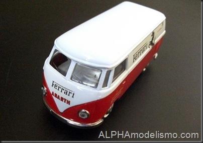 Transporte Ferrari 1
