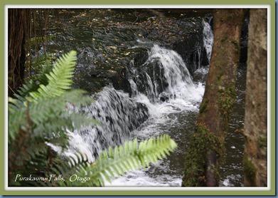 Purakaunui Falls,Otago