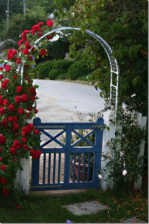 port og rosebue