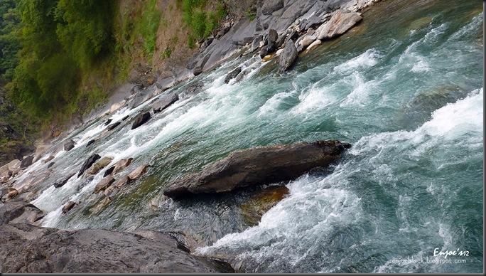 泰崗溪的清涼