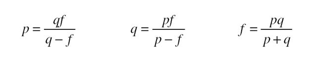 Lenses equations 7-59-59 PM