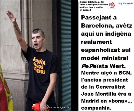 Espanholizar Catalonha 5